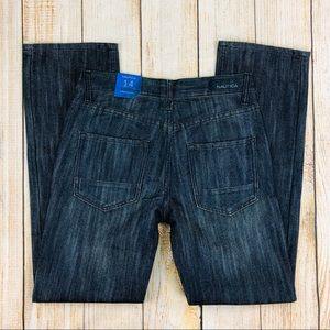 New NAUTICA Boy's Straight Fit Jeans